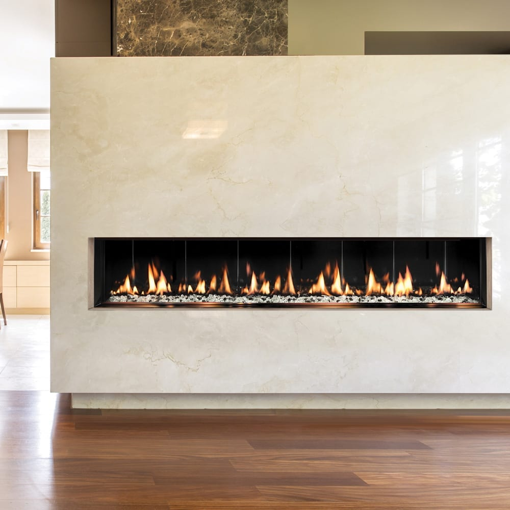 SIXTY0 Built-In Fireplace